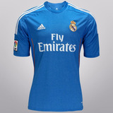 Camisa Real Madrid adidas Third 2013/2014