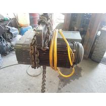 Polipasto Electrico 5 Ton R&m