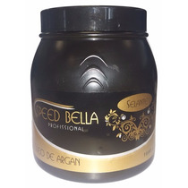 Selagem Capilar Marroquina Speed Bella 1 Kg Superior D Ouro
