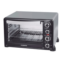 Horno Grill Electrico Zenit Zt 42c 42lts 1650w Grill Pinza
