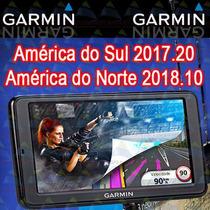 Gps Garmin Nuvi 2580tv - América Do Sul Estados Unidos 2018