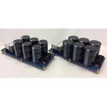 Fuente De Voltaje Amplificador De Audio Pro, Max +/-100 Volt