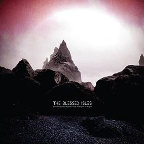 Vinilo : Blessed Isles - Straining Hard Against The Stren...