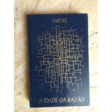 Livro: A Idade Da Razão - Capa Dura - Sartre
