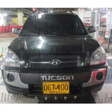 2 Defensas De Lujo Hyundai Tucson 2005-2009 Fotos Reales