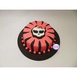 Torta Monster High - Ideal Para Cumpleaños Infantiles !