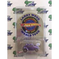 Vw Bug Fusca Larry Wood World Tour Rlc Hot Wheels