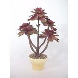 Planta Artificial C/ Vaso Decorativo Interno 2 Promoção!