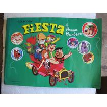 Perfecto Album De Estampas ( Fiesta Hanna Barbera ) Completo