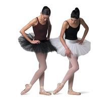 Tutú De Ensayo. Tutú Plató. Ballet.