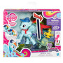 Boneca My Little Pony Com Movimento Dash Winning Kick Hasbro