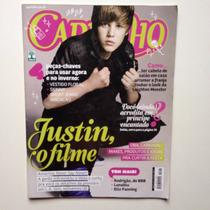 Revista Capricho N°1117 Justin Bieber Rodrigão Do Bbb Selena