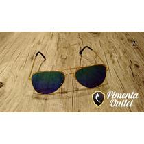 Óculos Feminino Aviador Estilo Ray-ban Compre 1 Leve 2 Top