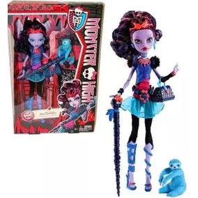 Monster High Jane Boolittle Hija Del Dr. Boolittle.