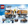 Lego City Arctic 60035 Centro De Control Ártico 374 Pzs