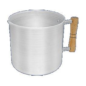 Canecao Aluminio Fundido 22cm Ararense