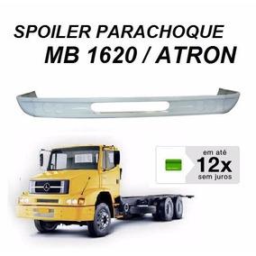Spoiler Parachoque Caminhão Mb 1620 / Atron