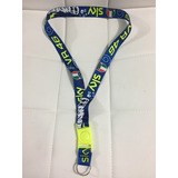 Llavero Vr46 Collar Valentino Rossi The Doctor Moto Gp Agv