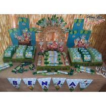 Candy Bar + Bolsitas De Papel. 30 Chicos,180 Golosinas