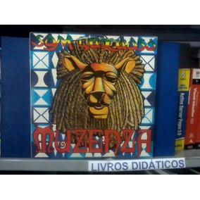 Lp - Muzenza - Som Luxuoso 1988 Encarte