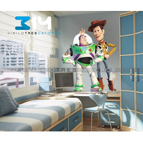 Vinilo Decorativo Toy Story-i 05, Calcomanía De Pared Buzz.