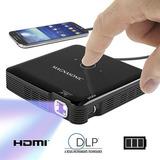 Magnasonic Mini Portátil Pico Proyector De Víde Envío Gratis