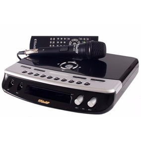 Videoke Pop 300 Raf Eletronics Completo Karaoke 200 Musicas