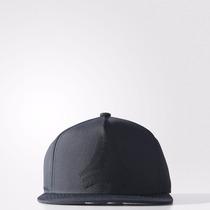 Gorra Vicera Snapback Adidas Tango Flat Importada Original