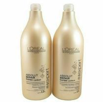 Loréal Expert Absolut Repair Kit Shampoo+condicionador 1,5l