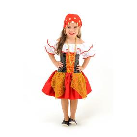Fantasia Infantil Cigana Luxo Menina - Promoção!!!