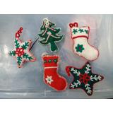 Ornamentos/ Adornos Peruanos Para Arbol De Navidad - Oferta!