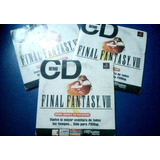 Final Fantasy Viii Demo - Playstation Magazine Cd
