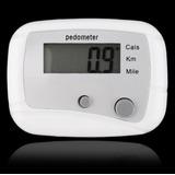 Pedometro 3em1 Marcador Passos Distancia Calorias - Barato