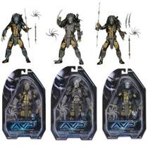 Predator Series 15 Completa - Predador - 3 Figuras - Neca
