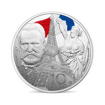 Moeda De Prata França - Age Of Iron And Glass 10