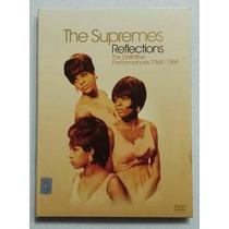 Dvd The Supremes Reflections 1964-1969 Usado