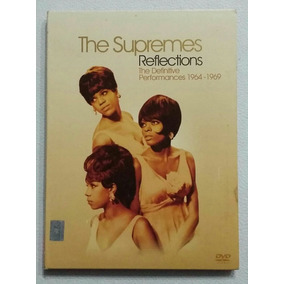 Dvd The Supremes Reflections 1964-1969 Usado