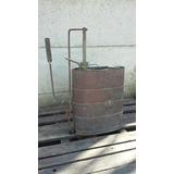 Antigua Maquina Para Fumigar De Bronce