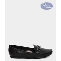 Zapato Mocasín Piccadilly Piel Ultra Confort Flats Diabetico
