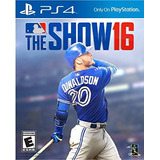 Mlb The Show 16 - Playstation 4 Envío Gratis