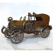Automóvil Decorativo Metálico Estilo Chatarra 1
