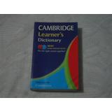 Remate De 10 Pzs Diccionario Cambridge Learners Monolingua