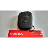 Controle Alarme Fit 03 A 08 Civic 01 A 06 Original Honda