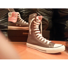 Zapatillas Bota Converse All Star Ct Knee Hi Xhi Lona China