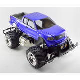 Ford F-150 Xlt Triton - Fx4 Off Road - Azul