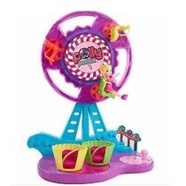 Polly Pocket - Conjunto Parque Roda Gigante - Mattel Vgk72