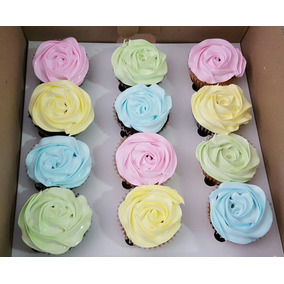 Cupcakes Rellenos De Dulce De Leche Precio Por Docena