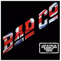 Bad Company Live In The Uk 2010 180g Fretegratis Vinil Lp