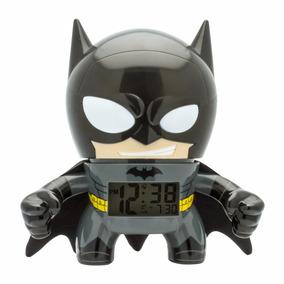 Bulb Botz De Lego Dc Batman Despertador 19 Cm Luz Diego Vez