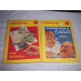 Lote Por 11 Biblioteca De Oro Editorial Molino- 1942 Al 54.